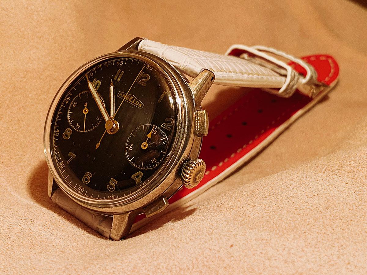 リザード腕時計ベルト レザー腕時計ベルト「Yoshiki-WatchBox」