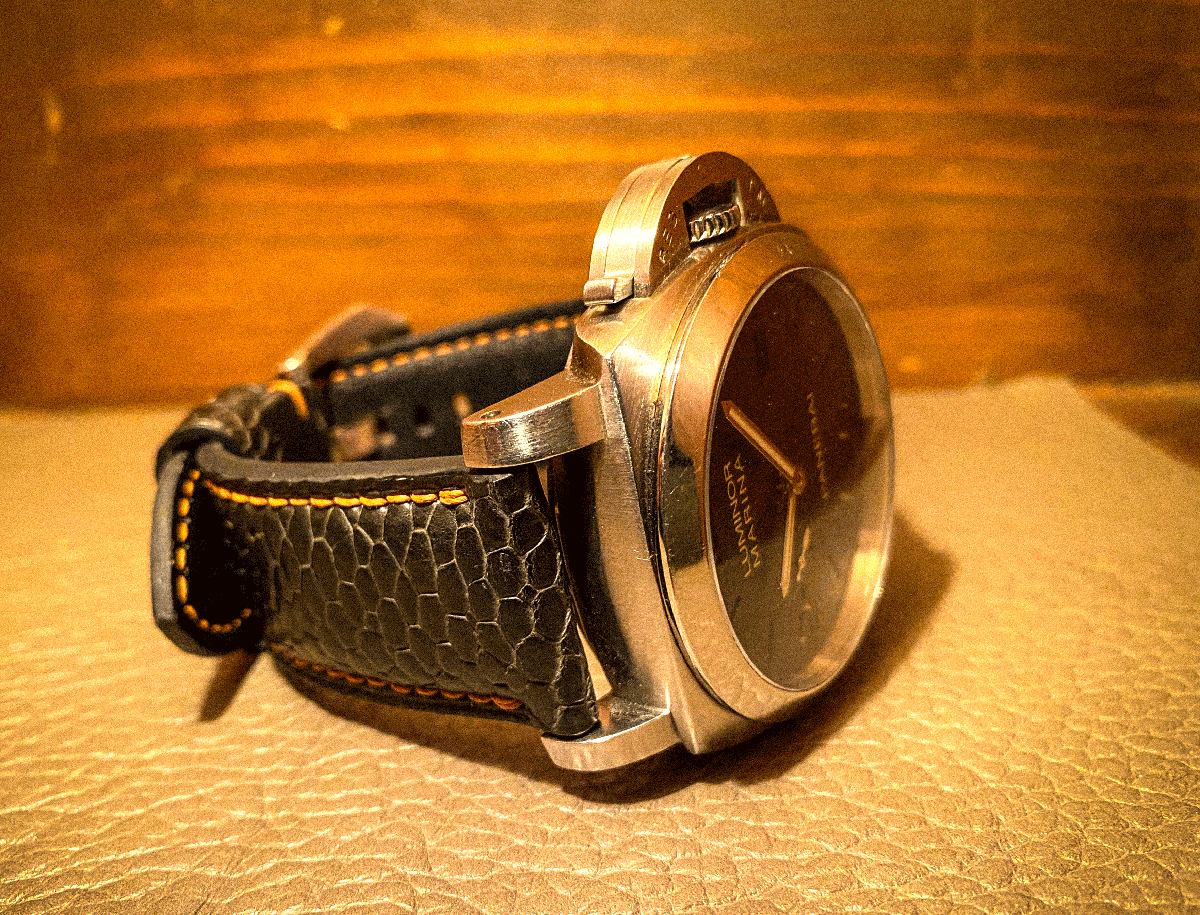 ビーバー腕時計ベルト|レザー腕時計ベルト「Yoshiki-WatchBox」
