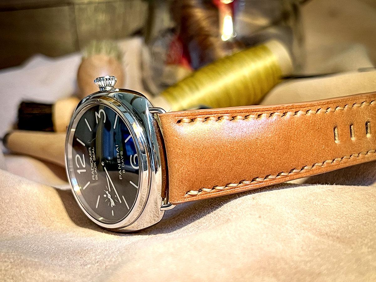 クロコダイル腕時計ベルト|レザー腕時計ベルト「Yoshiki-WatchBox」