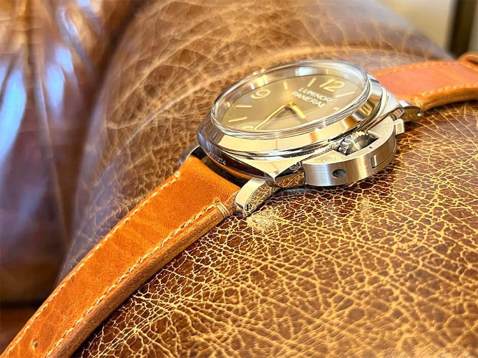 トップ|レザー腕時計ベルト「Yoshiki-WatchBox」