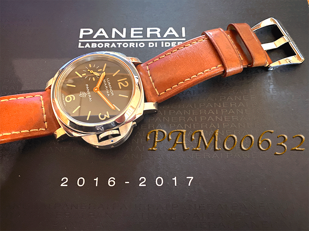 PANERAI PAM00632 (入荷情報)page-visual PANERAI PAM00632 (入荷情報)ビジュアル