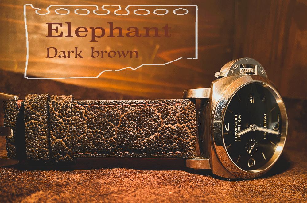 エレファント 腕時計ベルト X パネライ ルミノールpage-visual エレファント 腕時計ベルト X パネライ ルミノールビジュアル