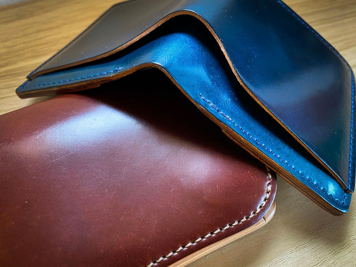 """また違うミニウォレットを・・・今回は""""ashland leather"""" です。page-visual また違うミニウォレットを・・・今回は""""ashland leather"""" です。ビジュアル"""